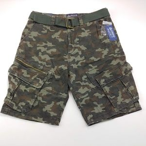 American Rag Camouflage Relaxed Fit Short NWT